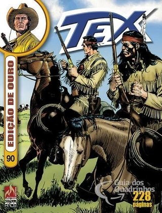 Tex Ouro vol 90