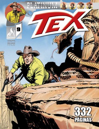 Tex Platinum vol 9