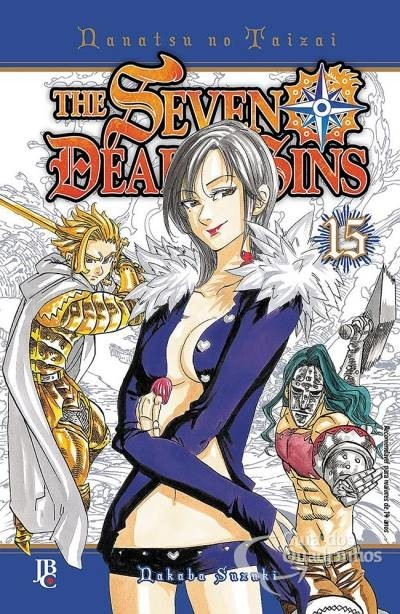 The Seven Dealy Sins vol 15, de Nakaba Suzuki