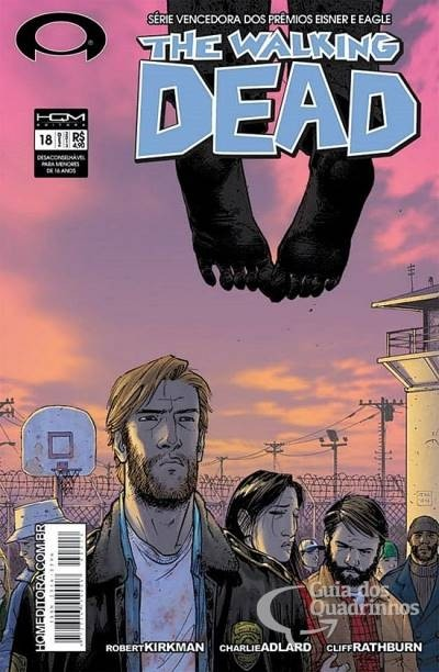 The Walking Dead Vol.18, de Robert Kirkman