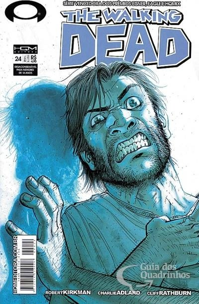 The Walking Dead Vol.24, de Robert Kirkman