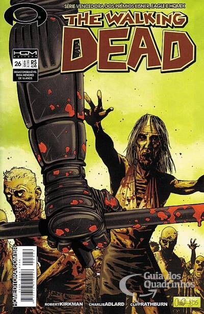 The Walking Dead Vol.26, de Robert Kirkman