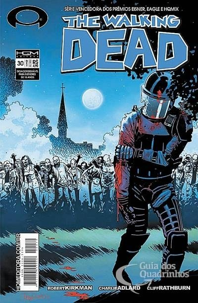 The Walking Dead Vol.30, de Robert Kirkman