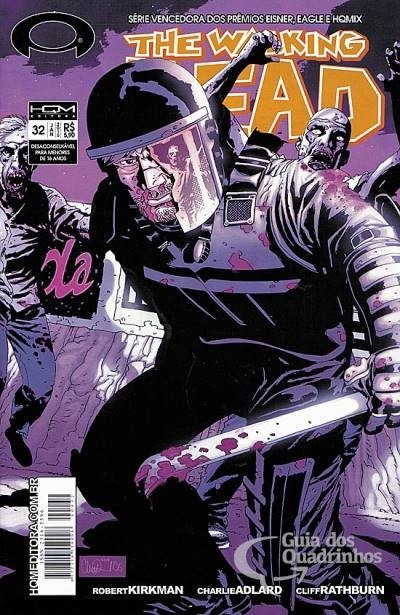 The Walking Dead Vol.32, de Robert Kirkman