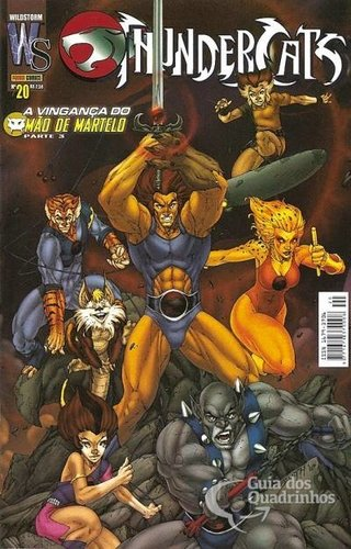 Thundercats vol 20