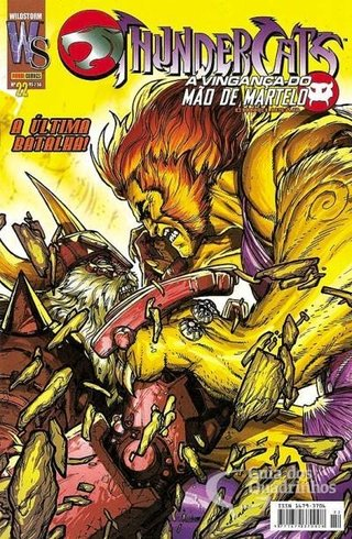 Thundercats vol 22