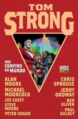 Tom Strong - Nos Confins do Mundo vol 6, de Alan Moore