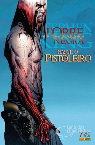 A Torre Negra - Nasce O Pistoleiro vol 7, de Stephen King, Peter David e Jae Lee