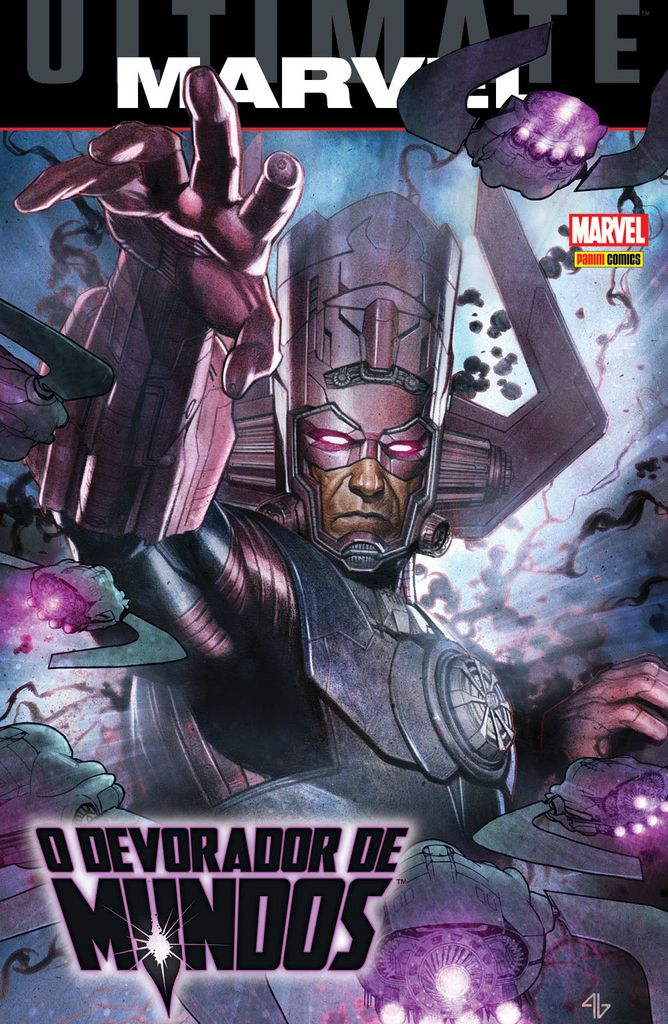 Ultimate Marvel: O Devorador de Mundos