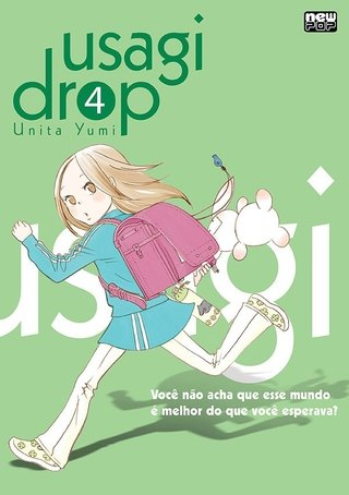 Usagi Drop Vol. 4