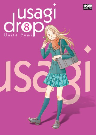 Usagi Drop Vol. 8