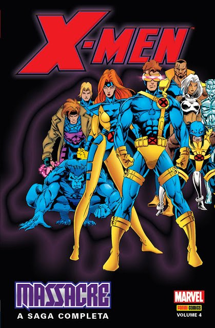 X-Men: Massacre Vol. 4