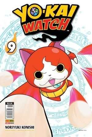 Yo-kai Watch vol 09