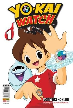 Yo-kai Watch Vol.01, de Noriyuki Konishi