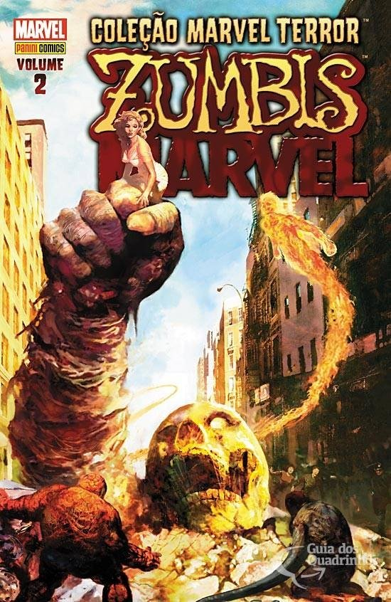 Zumbis Marvel vol 2