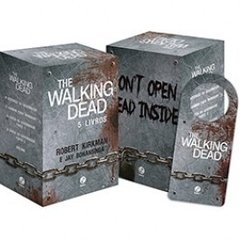 THE WALKING DEAD - Box com 5 Volumes - Jay Bonansinga, Robert Kirkman