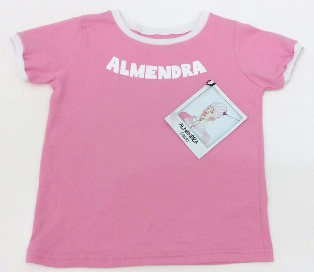 REMERA ALMENDRA (STR040) en internet