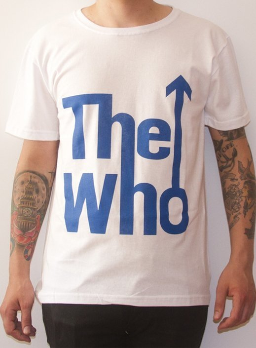 REMERA KEITH MOON - THE WHO (STR009) - comprar online