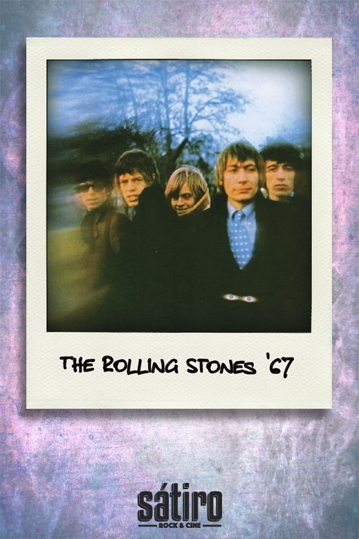 REMERA THE ROLLING STONES - BETWEEN THE BUTTONS (STR013) en internet