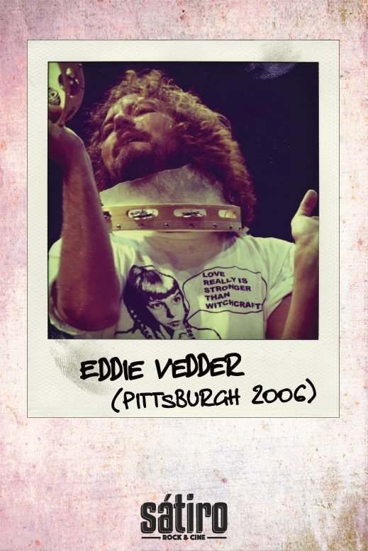 REMERA EDDIE VEDDER / PEARL JAM – THE BAD SEED (STR037) en internet