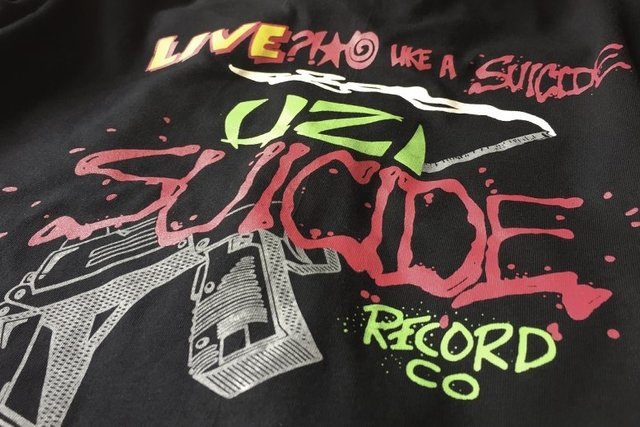 REMERA SLASH / GUNS N ROSES – WELCOME TO THE JUNGLE (STR047) - tienda online