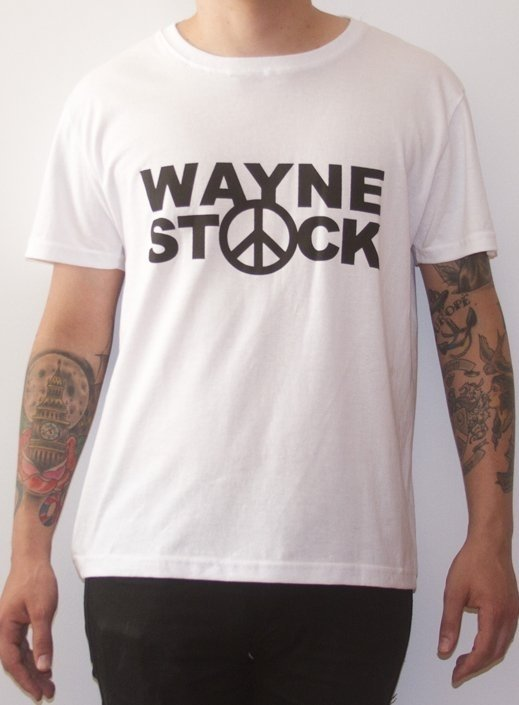 REMERA GARTH - WAYNESTOCK (STR 003)