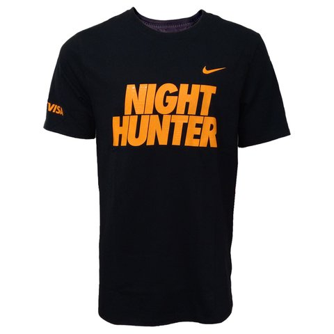 Remera Night Hunter Nike Jaguares 2019
