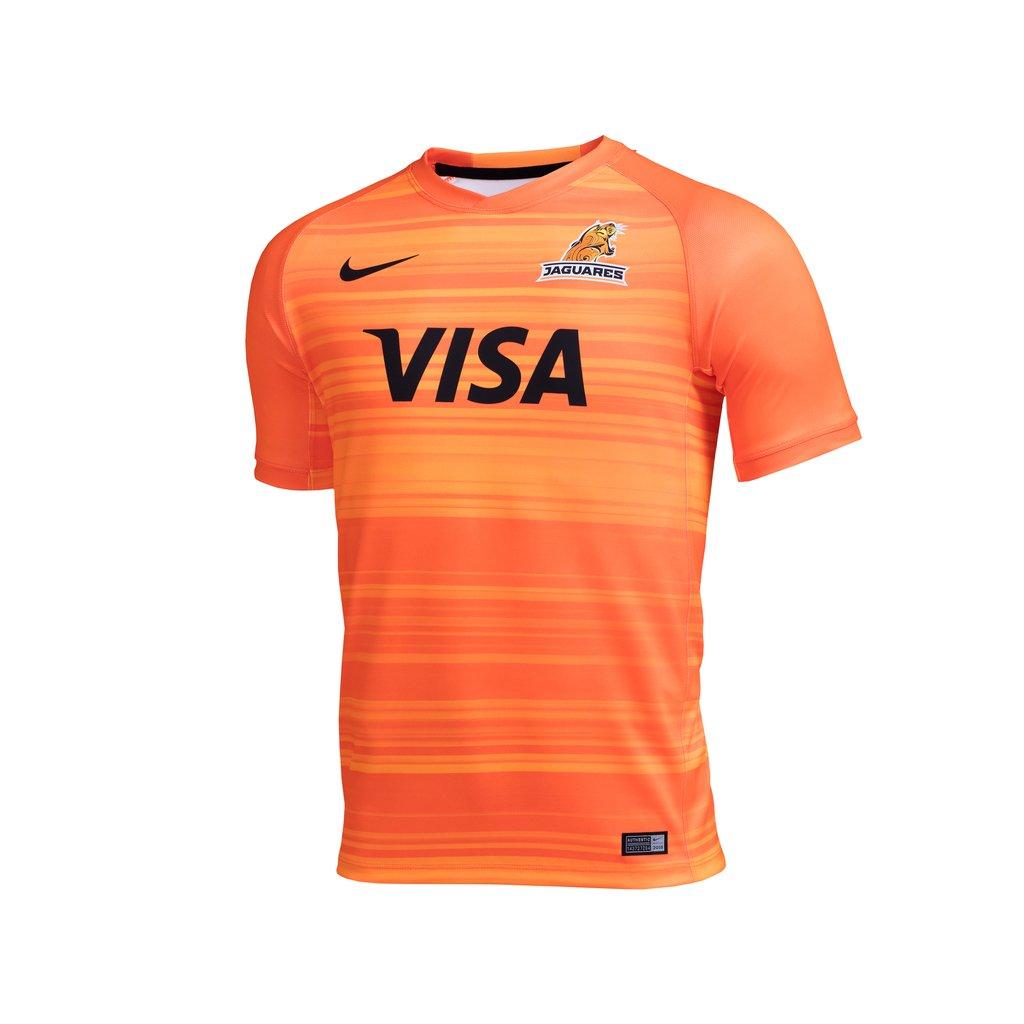 67c63db793 Camiseta Alternativa Jaguares Nike 2018 (Stadium) Adulto