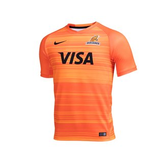 Camiseta Alternativa Jaguares Nike 2018 (Stadium) Adulto