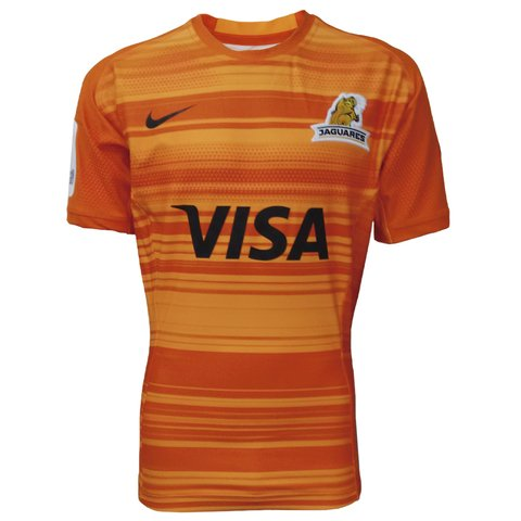 Camiseta Jaguares Match alternativa 2018