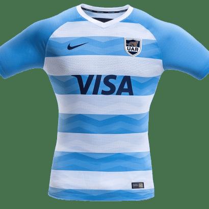 b6e7f248c Camiseta Los Pumas Titular Nike modelo Match 18/19 - comprar online