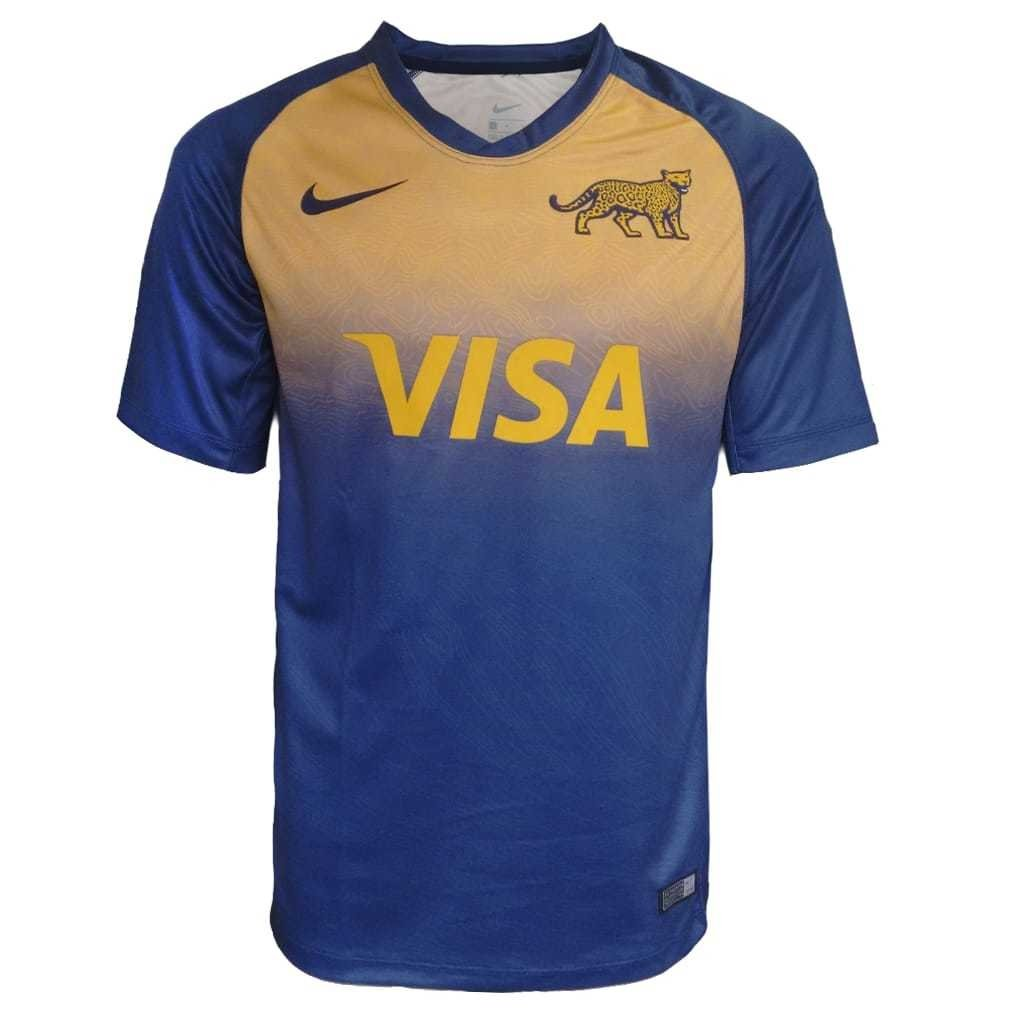 7f5bbb520 Camiseta Los Pumas seven Stadium 2018 Nike