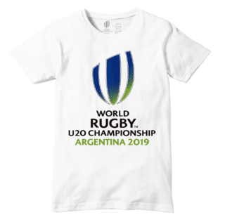 Remera Adulto World Rugby U20 Championship
