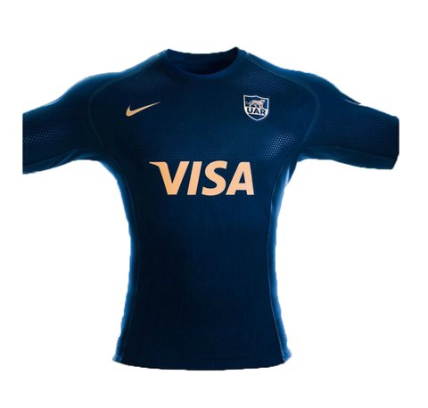 Camiseta Los Pumas Alternativa Nike modelo Match 2017