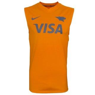 220d04697bbb6 Camiseta Sin mangas Jaguares Nike 2019 (edicion limitada)