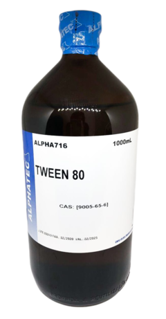 TWEEN 80 1000ML - ALPHATEC