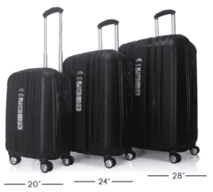 Valijas Travel Tech irrompibles