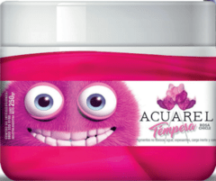 Tempera Acuarel 250 ml (x color)