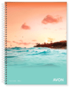 Cuaderno Avon A4 (Flexible)