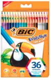 Lápices Bic x 36