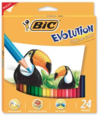 Lápices Bic x 24