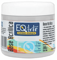 Base Acrílica EQ 200 ml