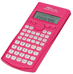 Calculadora Científica Deli E1710 (color) en internet