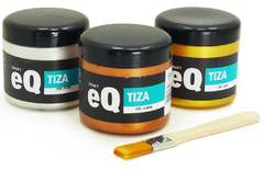 Pintura a la Tiza EQ Metalizada 200 ml