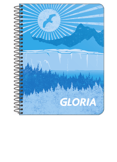 Cuaderno Gloria Flexible C/E (84 hjs)