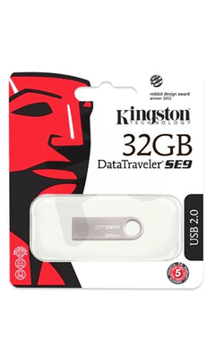 Pen Drive Kingston 32 gb (SE9)