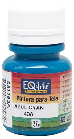 Pintura Tela EQ 37 ml
