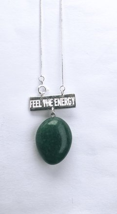 FEEL The energy | Quartzo verde