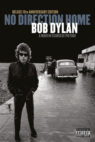 Bob Dylan - No Direction Home - A Martin Scorsese Picture ( 2 DVDs )