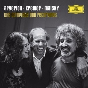 Argerich - Kremer - Maisky - The Complete Duo Recordings (13 CDs)